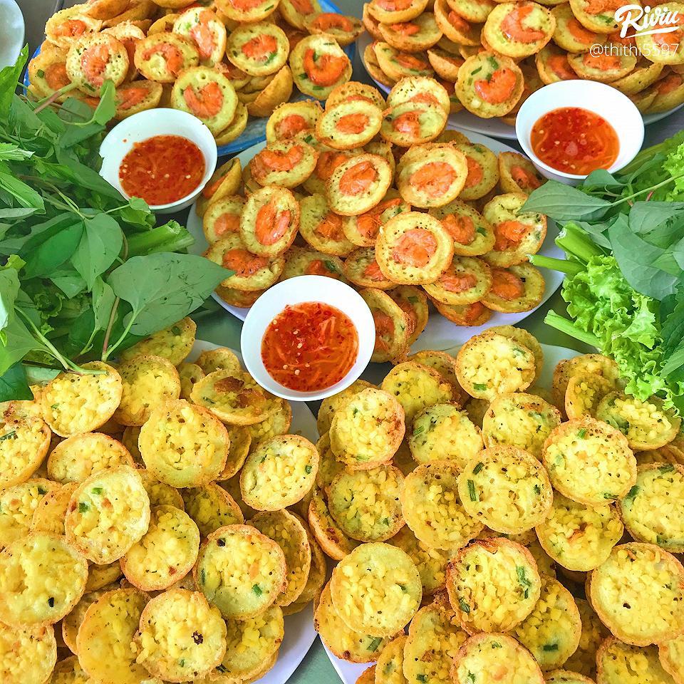 Khám phá điều thú vị trong món bánh khọt của người Nam Bộ