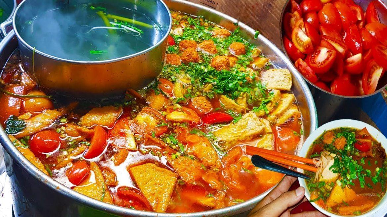 Cách nấu canh riêu cua thơm ngon bổ dưỡng