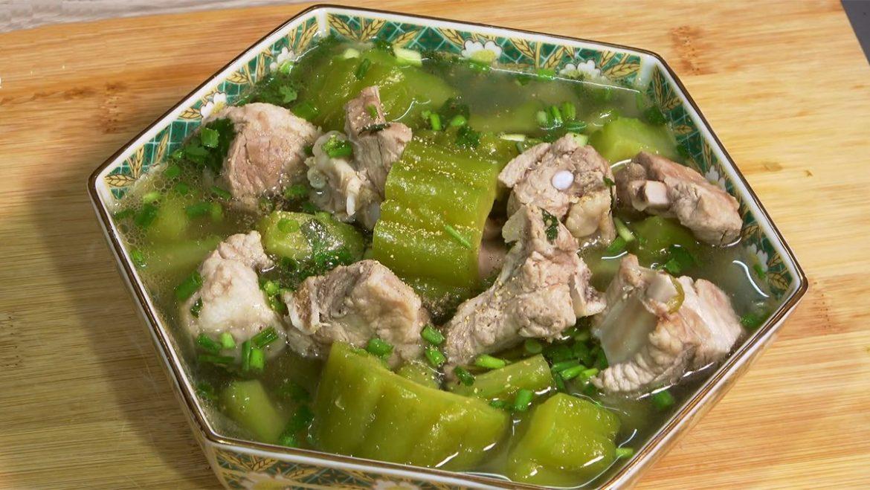 Cách nấu canh khổ qua hợp khẩu vị với người Việt