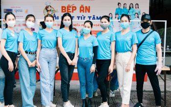 Hoa hậu cùng nghệ sĩ chung tay giúp TPHCM chống dịch
