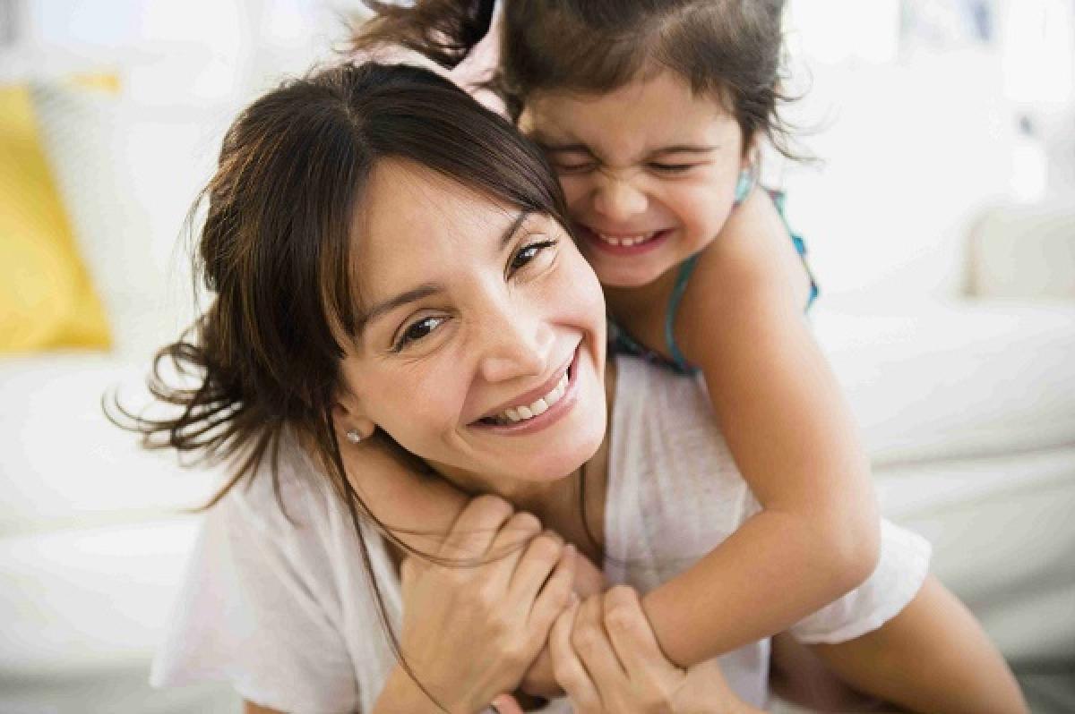Cha mẹ nên cảm ơn những đứa con của mình