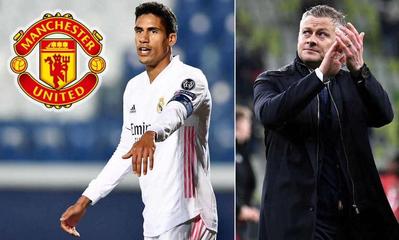 Man Utd khả năng cao sẽ mua được trung vệ Raphael Varane từ Real Madrid