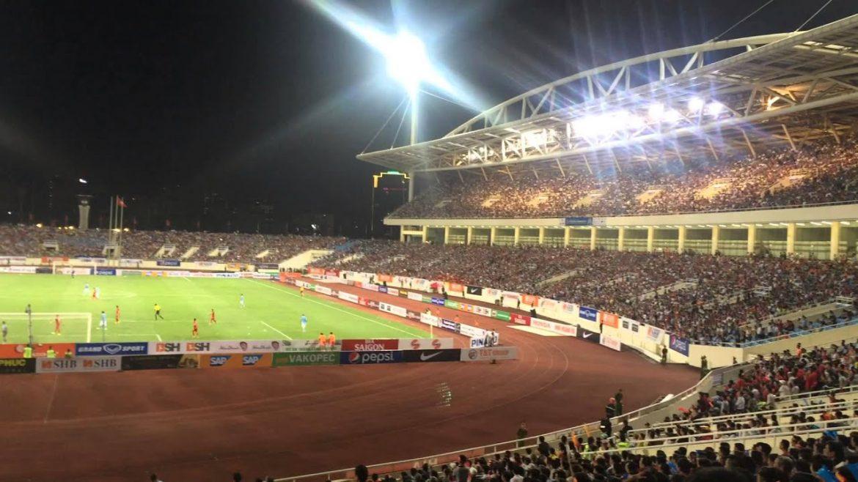 Khán giải được phép vào sân Mỹ Đình xem đội tuyển Việt Nam thi đấu?