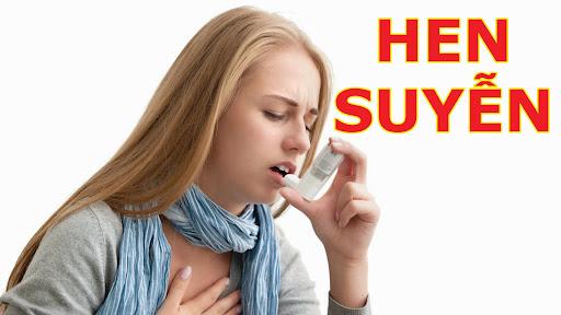 Một số bài thuốc dân gian công hiệu cho người bị hen suyễn