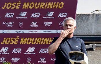 Mourinho dùng công nghệ để phục vụ huấn luyện tại AS Roma