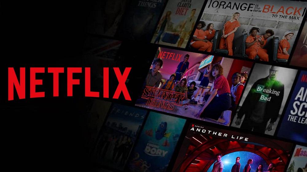 ứng dụng xem phim Netflix