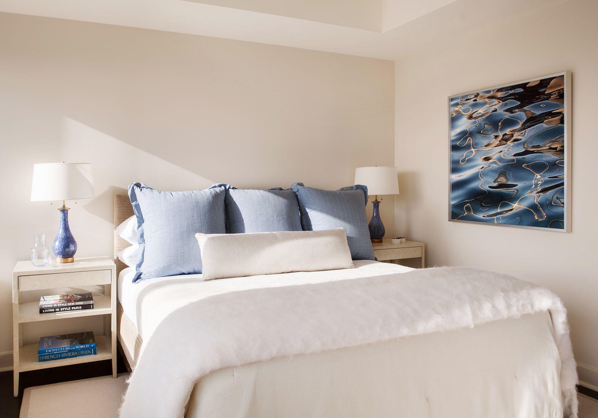 Phòng ngủ cần dọn dẹp thường xuyên