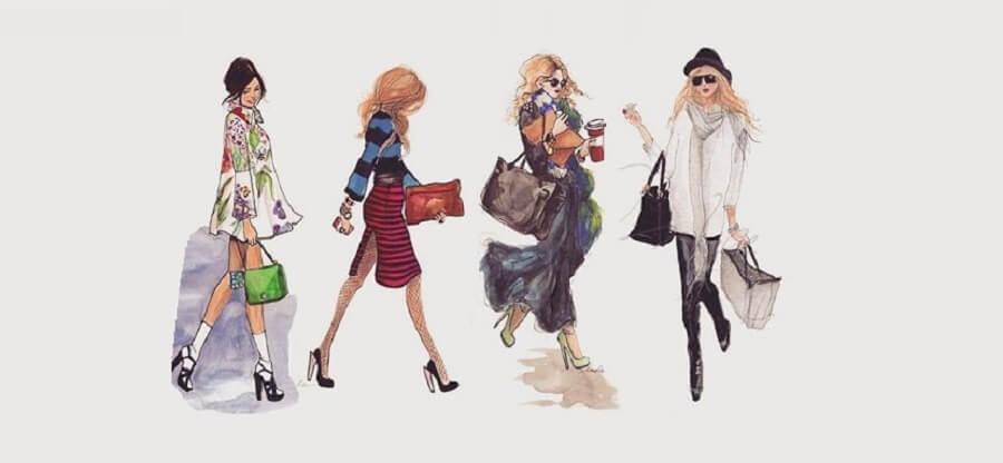 Phong thủy màu sắc quần áo theo mệnh của mỗi người