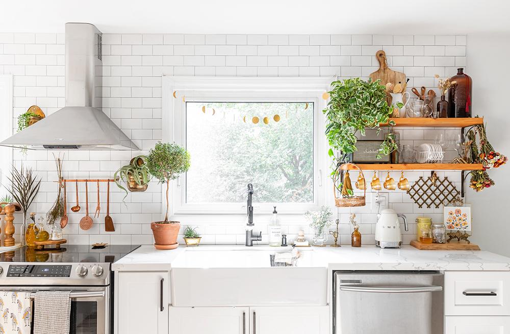 Phong thủy phòng bếp cho gia đình bạn