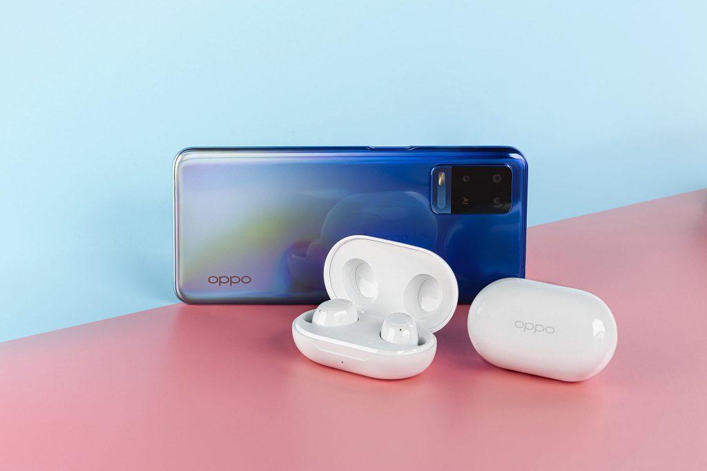 Tìm hiểu tính năng mới tai nghe Enco Buds và smartphone A54 của Oppo