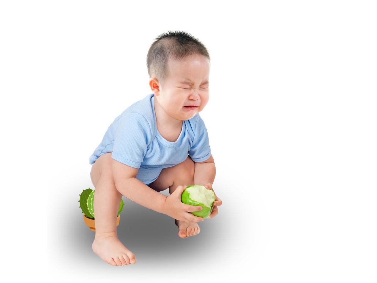 Những dấu diệu cần lưu ý khi xuất hiện ở trẻ là nguy cơ mắc bệnh táo bón mẹ nên biết