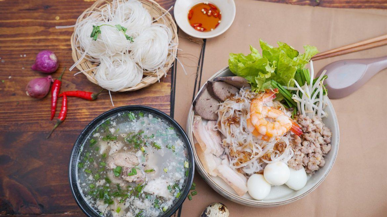 Cách nấu món hủ tiếu Nam Vang đặc sản của miền Tây