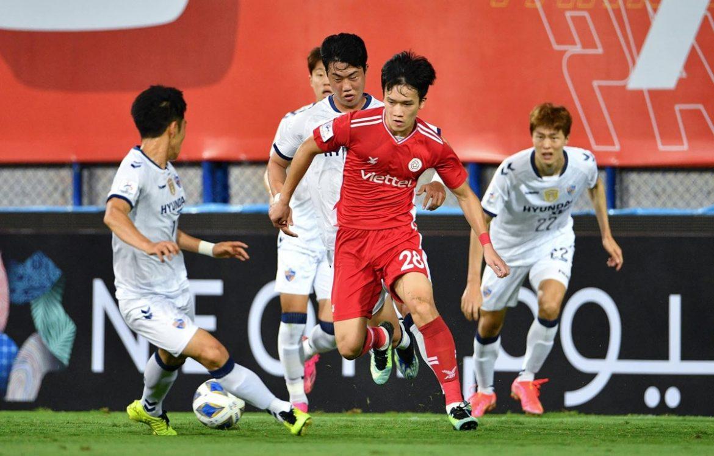 Việt Nam chính thức nhận 2 suất tham dự vòng play-off AFC Champions League 2023