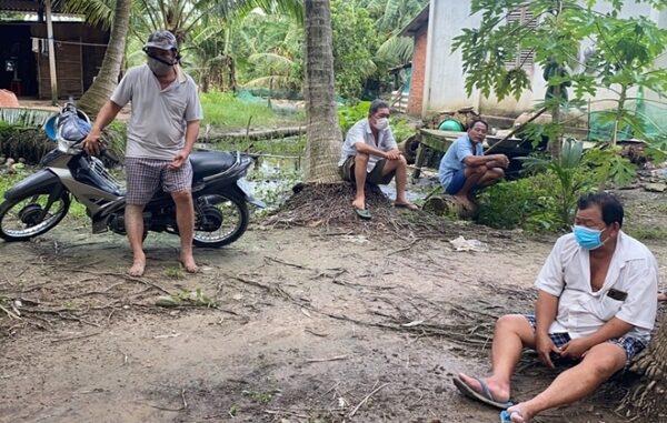 Công an tỉnh Trà Vinh phạt đối tượng tổ chức đá gà