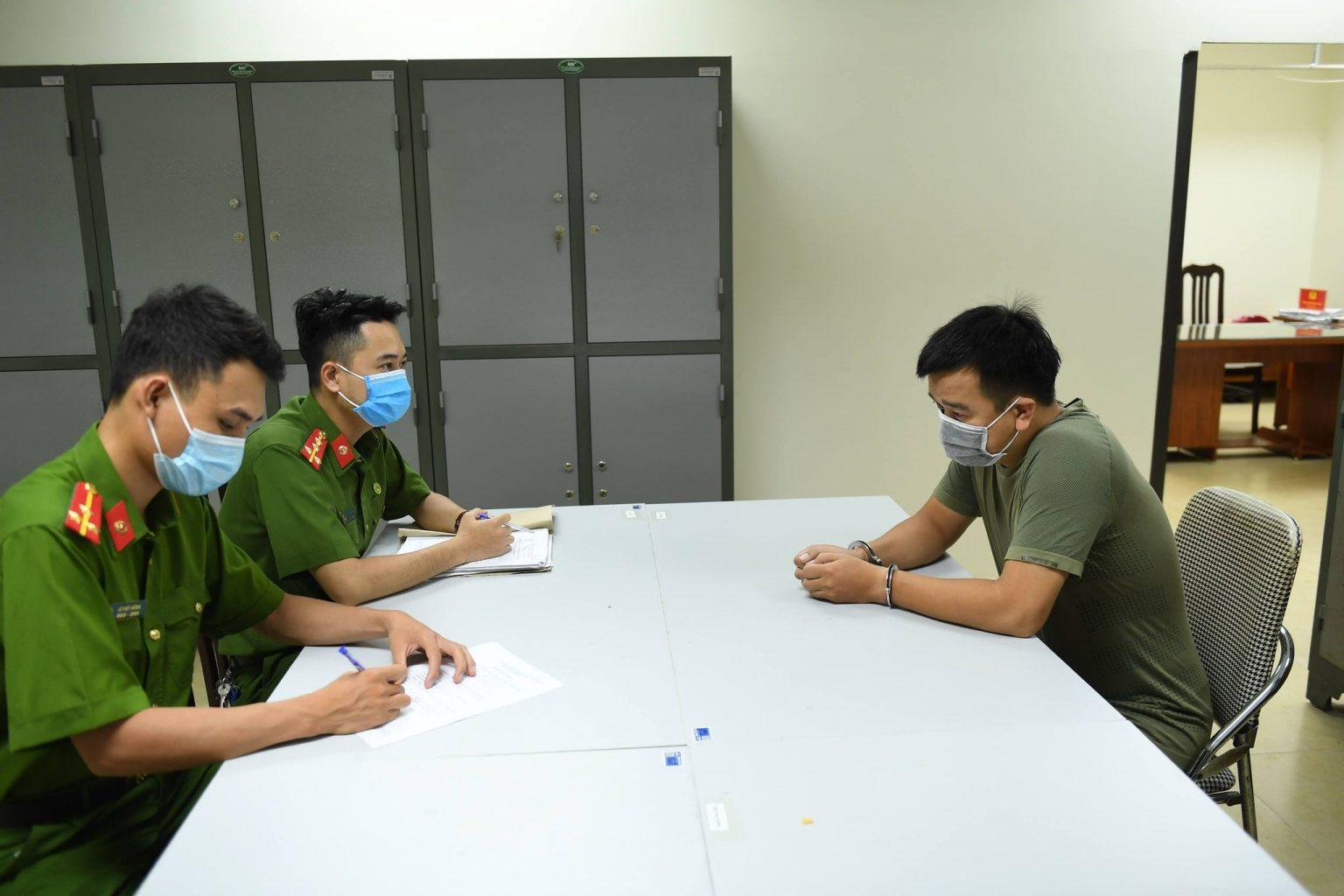 Quảng Bình phá thành công đường dây đánh bạc qua mạng