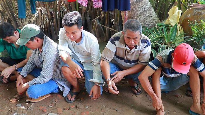 Công an Nghệ An vây bắt 33 đối tượng đá gà ăn tiền liên tỉnh